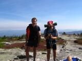 GQ and Calmwater in Maine