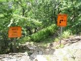 trail closure