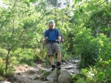 Thru-hiker Stud Muffin