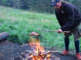038-sleddog-cooking-hotdogs