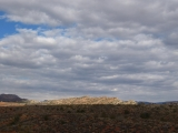 White Reef (Seen from the Anasazi Trail).