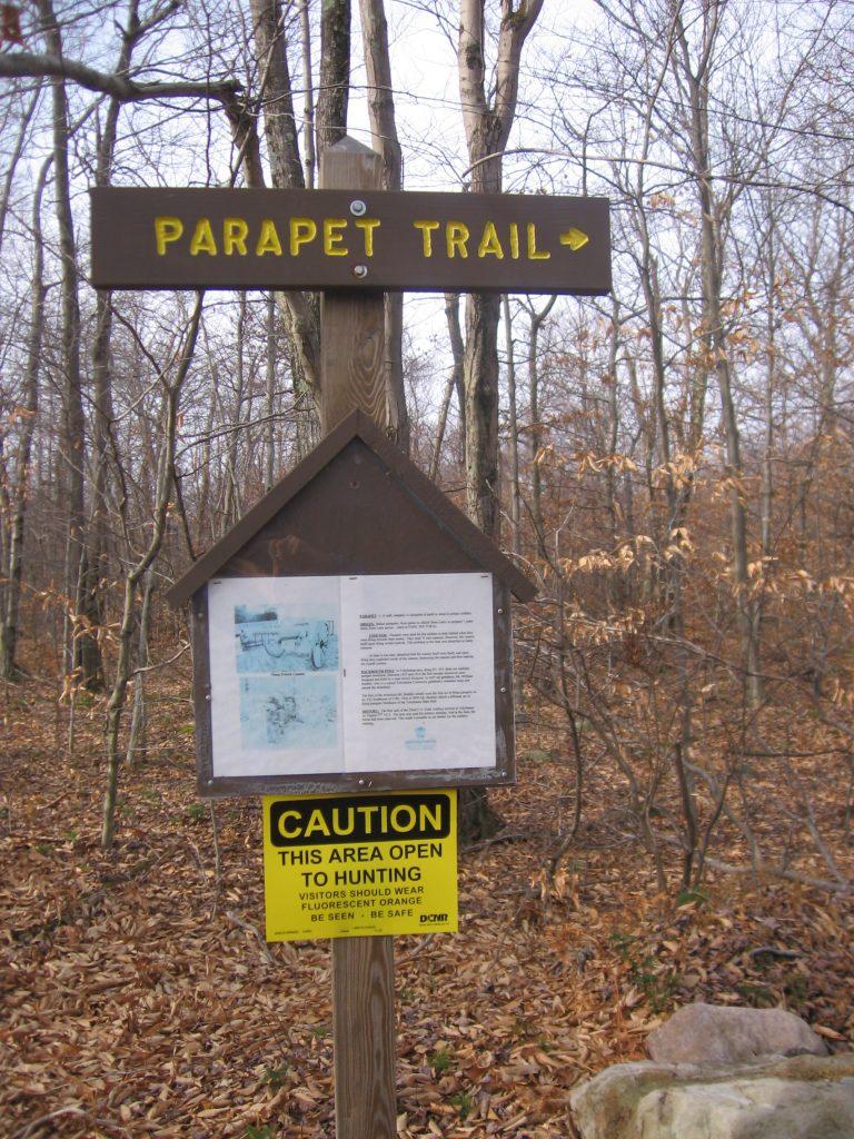 Parapet Trailhead