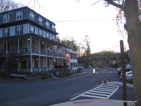 The Deer Head Inn at Delaware Water Gap